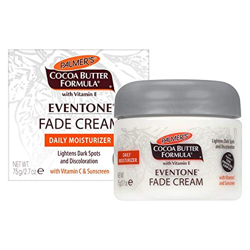 花束呼ぶ私達Cocoa Butter Eventone Fade Cream