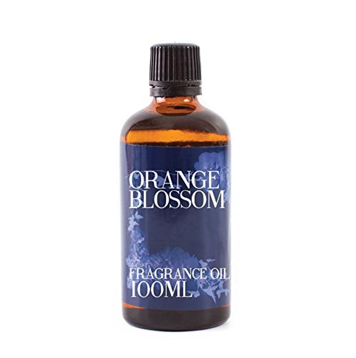 工夫する忌避剤大きさMystic Moments | Orange Blossom Fragrance Oil - 100ml