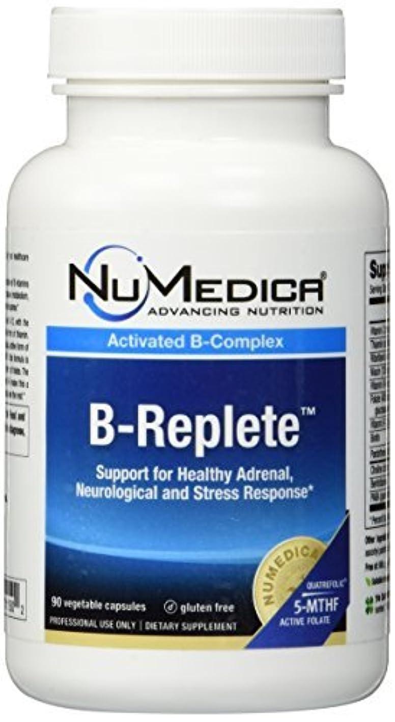 明るくする彼の特別なNumedica - B-Replete - 90C by Numedica [並行輸入品]