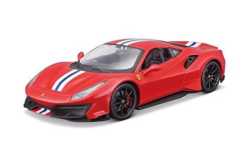 ブラーゴ 1/24 フェラーリ 488 ピスタ Bburago 1/24 Ferrari 488 Pista レース スポーツカー ダイキャストカー Diecast Model ミニカー