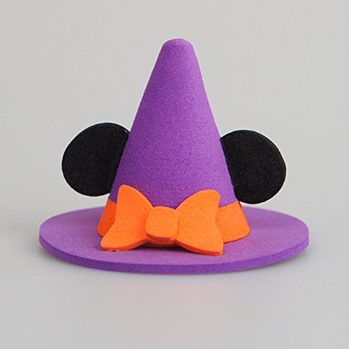 アンテナボール/【Disney Witch Hat】ディズニー/ミッキー/ハロウィン/ウィッチハット/魔女/帽子/Antenna Ball/アンテナトッパー/ハッピーボール