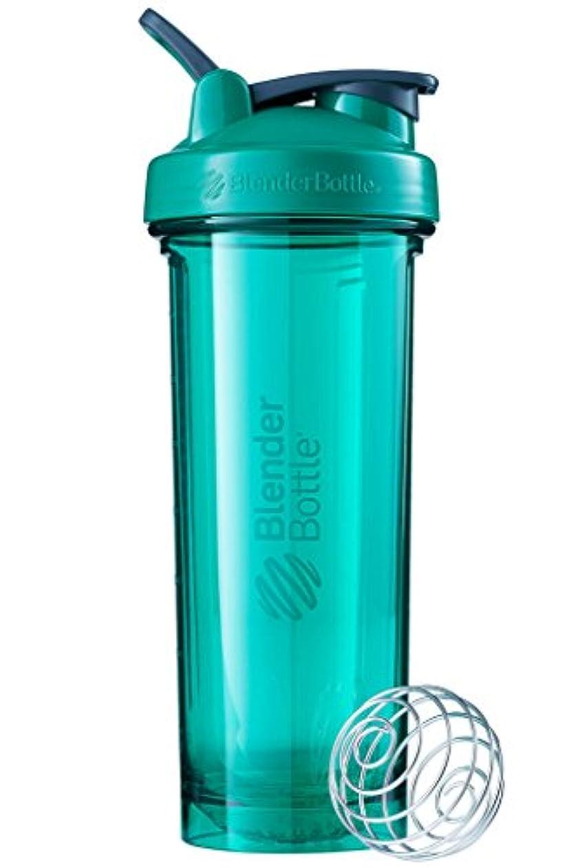 海外ライム民主党ブレンダーボトル 【日本正規品】 ミキサー シェーカー ボトル Pro32 32オンス (940ml) エメラルドグリーン BBPRO32 EGR