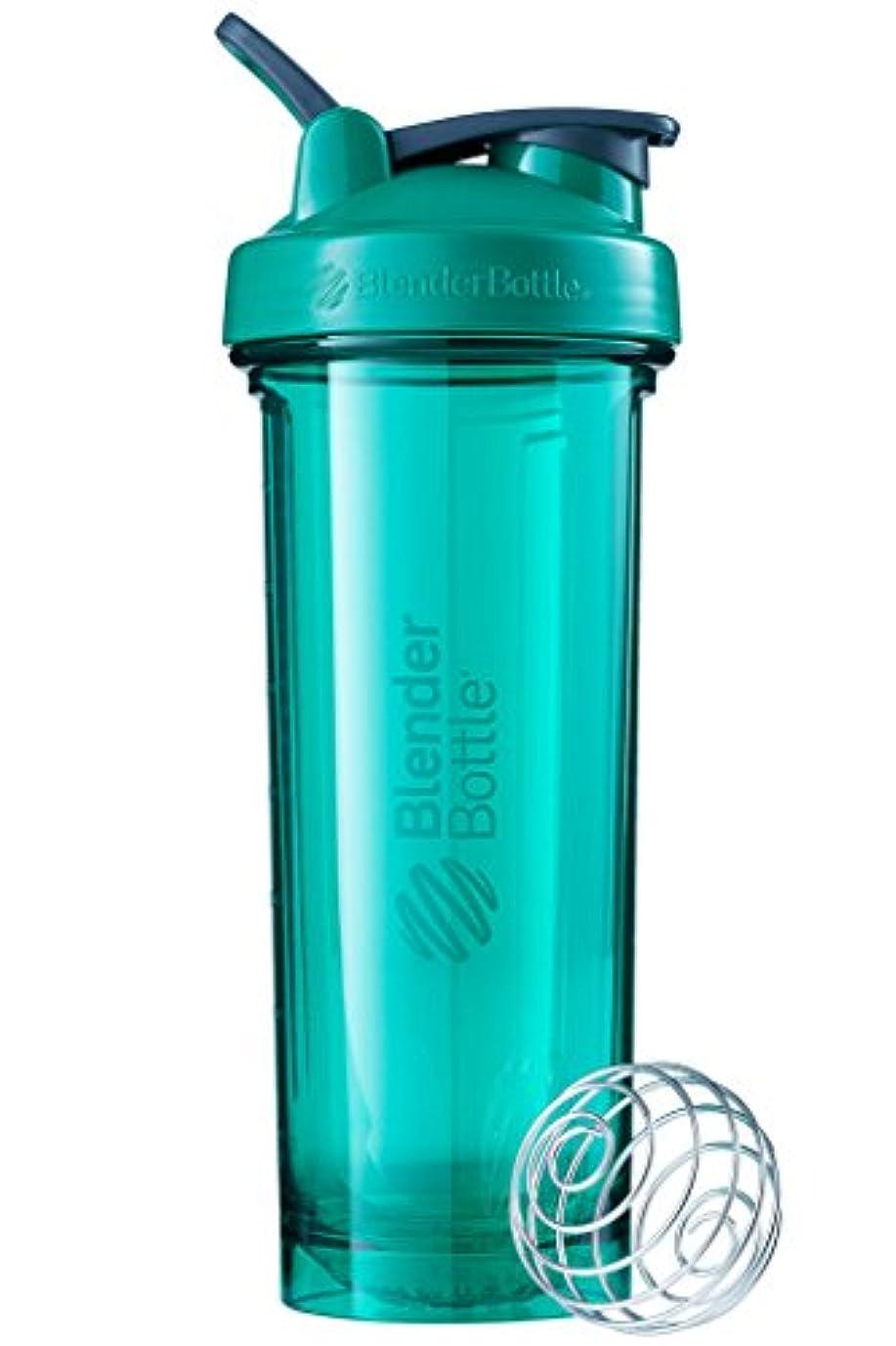 経験的天文学嘆願ブレンダーボトル 【日本正規品】 ミキサー シェーカー ボトル Pro32 32オンス (940ml) エメラルドグリーン BBPRO32 EGR