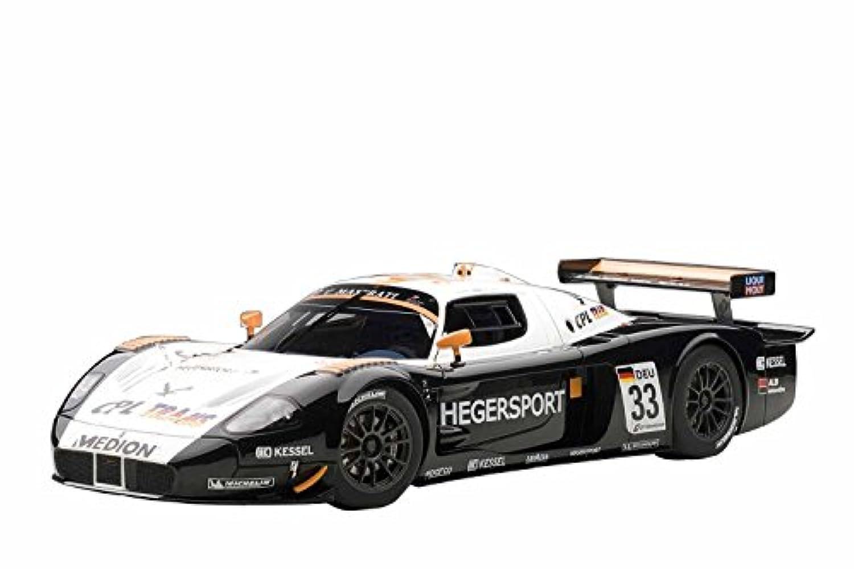 AUTOart 1/18 マセラティ MC12 FIA GT1 10 #33 ヘーガースポーツ/ヘーガー&ミュラー 完成品