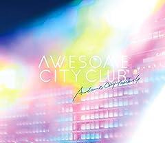 Awesome City Club「Movin' on」の歌詞を収録したCDジャケット画像