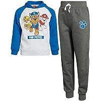 Nickelodeon Paw Patrol Boys 2-Piece Pull Over Fleece Hoodie Sweatpant Set (Toddler/Little Kid)