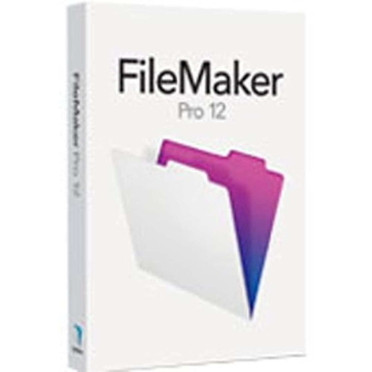 サリー腰有力者FileMaker Pro 12 Single User License Upgrade