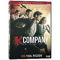 X Company: Season 3【DVD】 [並行輸入品]