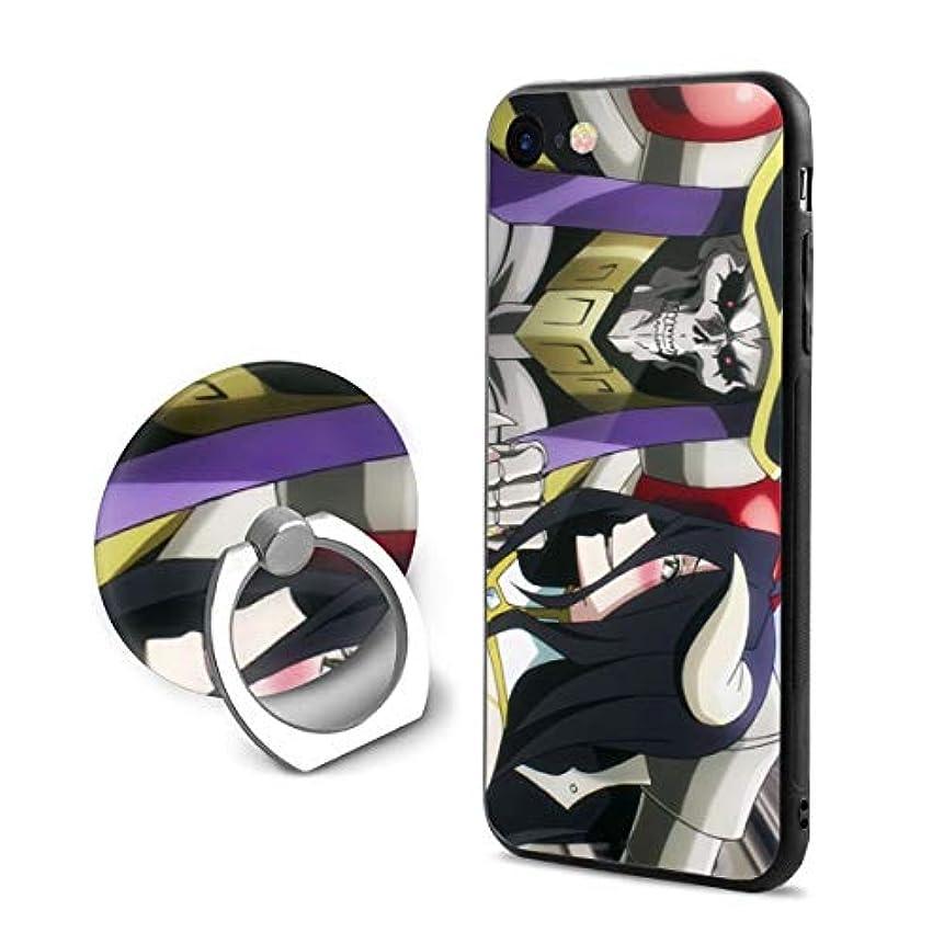 ジョリー一般的に深めるOverlord オーバーロード 2 Iphone6Plus ケース/Iphone6s Plus ケース Cases リング付き ソフト TPU 軽量 薄型 擦り傷防止 取り出し易い 携帯カバー 落下防止 柔らかい オシャレ 耐衝撃 ケース カバー