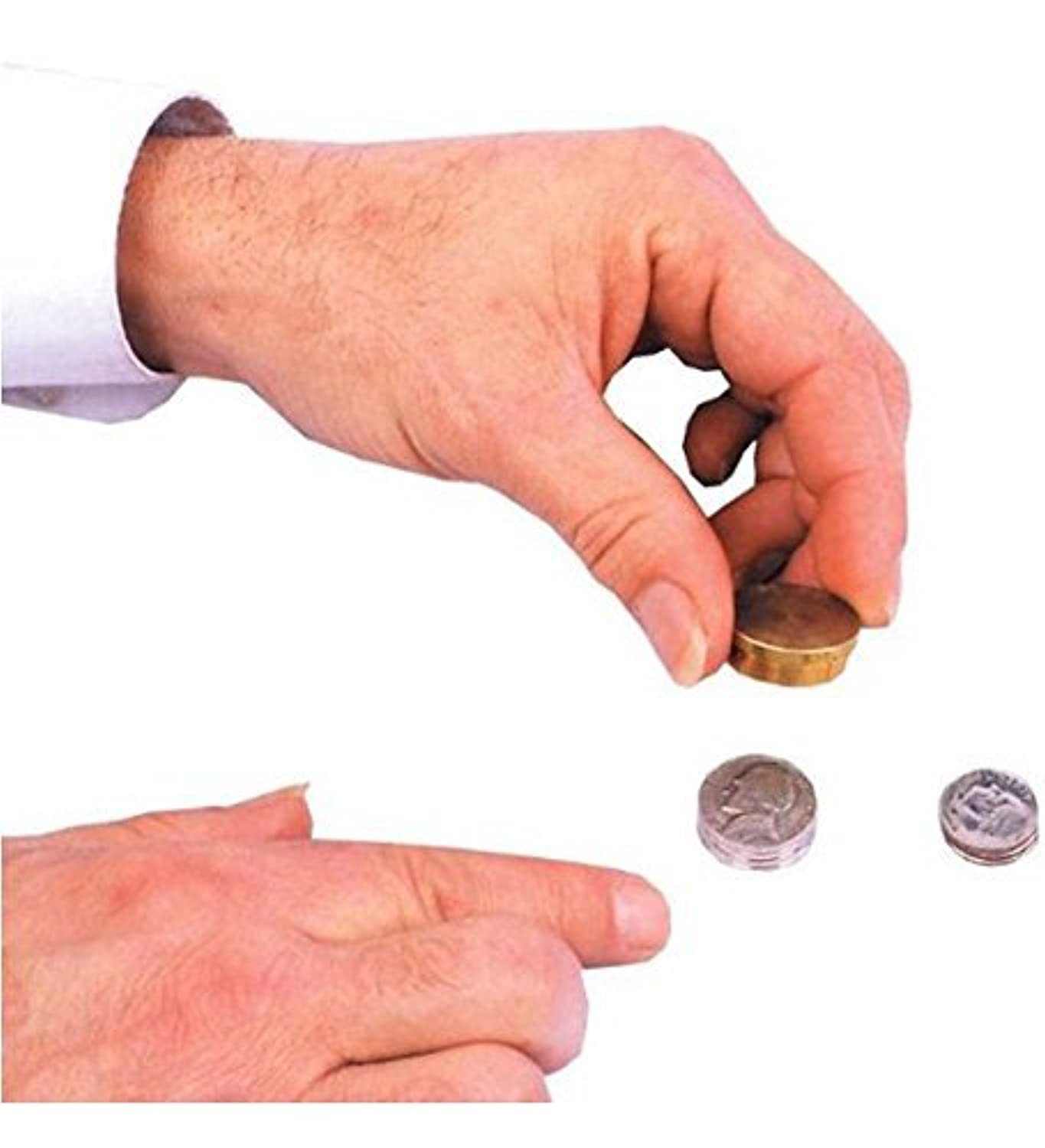 Nickels to Dimes Coin Magic Trick [並行輸入品]