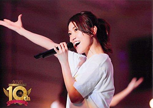 【大島優子】 公式生写真 AKB48劇場10周年 記念祭&記念公演 DVD封入 11
