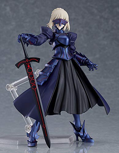 figma Fate/stay night [Heaven\'s Feel] セイバーオルタ 2.0 ノンスケール ABS&PVC製 塗装済み可動フィギュア