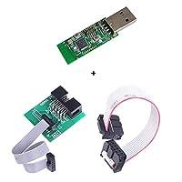 Comidox CC2531 Sniffer USB ドングルプロトコルアナライザー+Bluetooth 4.0 CC2540 Zigbee CC2531 Sniffer USB ドングル BTool プログラマー コネクター ボード ダウンローダー ケーブル 1セット