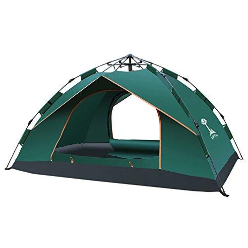 アウトドア 折りたたみ全自動 テント シンプル