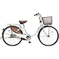 Panasonic(パナソニック) 2018年モデル ビビ・DX 26インチ BE-ELD634 電動アシスト自転車 専用充電器付