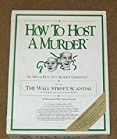 How to Host a Murder: The Wall Street Scandal by Decipher [並行輸入品]