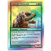Magic: the Gathering - Fruitcake Elemental - Unique & Misc. Promos