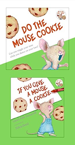 If You Give a Mouse a Cookie Mini Book and CD (If You Give...)