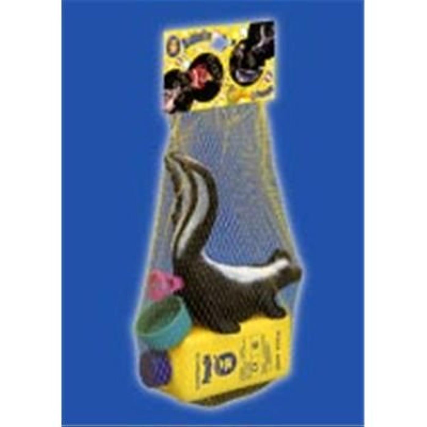 リズム猟犬図PUSTEFIX(パブリックス) しゃぼん玉 スカンク 250ml