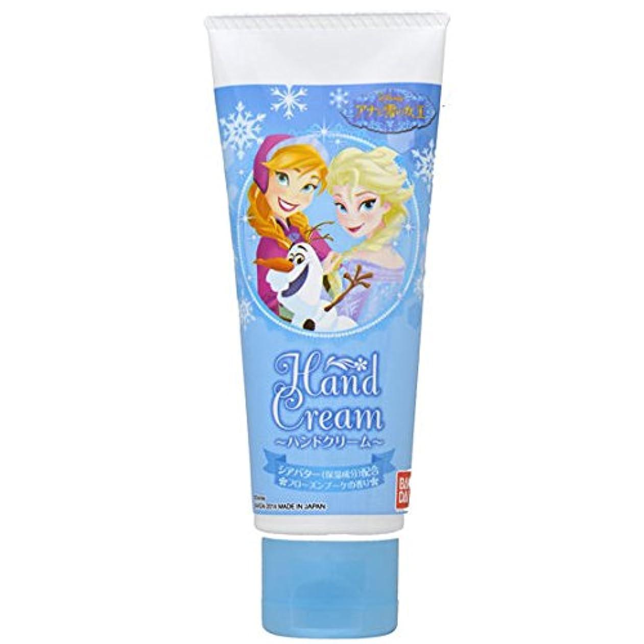 崖広告レベルアナと雪の女王 ハンドクリーム 60g