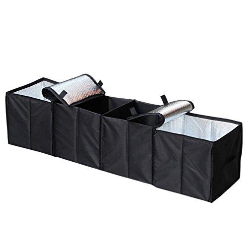 Fbest 車用収納ボックス 大容量 車載 収納ケース 折り...