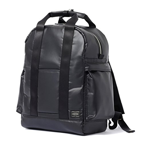 (ヘッド・ポーター) HEAD PORTER | KRUGER | 2WAY DAY PACK (BLACK)