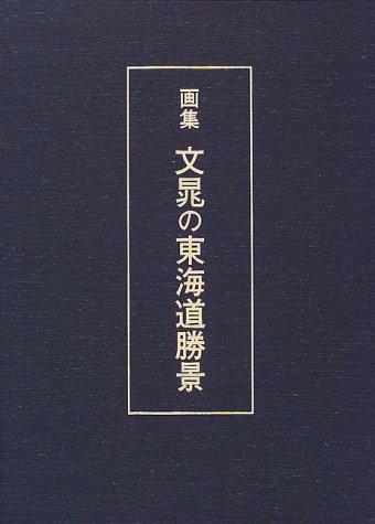 文晁の東海道勝景―画集