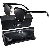 Classic Polarized Sunglasses Men Women Brand Design Frame Sun Glasses Male Goggle UV400