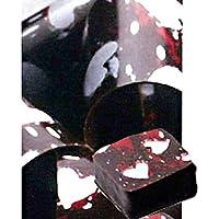チョコレート 転写シート ハート 1枚