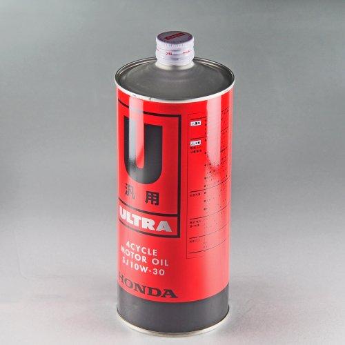 Honda(ホンダ) エンジンオイル ウルトラ SJ 10W30 1L 汎用機用 4サイクルモーターオイル 08226-99951 [HTRC3]