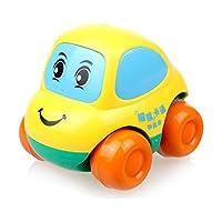 KOZEEY 6個 子ども エンジニアリング 車両 プラスチック製 車モデル トラック 車両おもちゃ