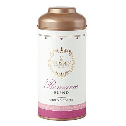 マイセンコーヒーレギュラーコーヒ缶 ロマンスブレンド