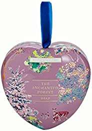 Heathcote & Ivory Ltd Enchanted Forest Heart Soap In Tin,