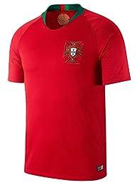 サッカー ワールドカップ 2018 ポルトガル代表 ホーム レプリカ ユニフォーム 半袖 メンズ M