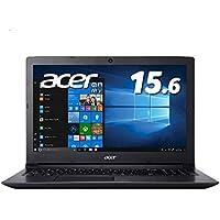 【Amazon.co.jp 限定】Acer ノートパソコン A315-33-F14D/K(Celeron ブラック/4GB/500GB/ドライブなし/15.6型HD/Windows 10 Home(64bit)