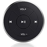 Bluetooth 音楽 自撮り マルチメディアリモコン メディアボタン ボタンシリーズ スマートフォン iPhoneアプリ 車載 手元操作