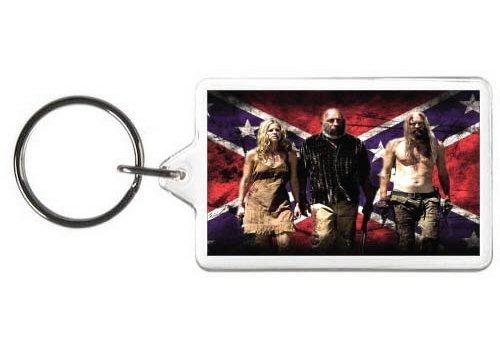 The Devils Rejects Keychain Horror Movie Key Tag by N2 [並行輸入品] NN
