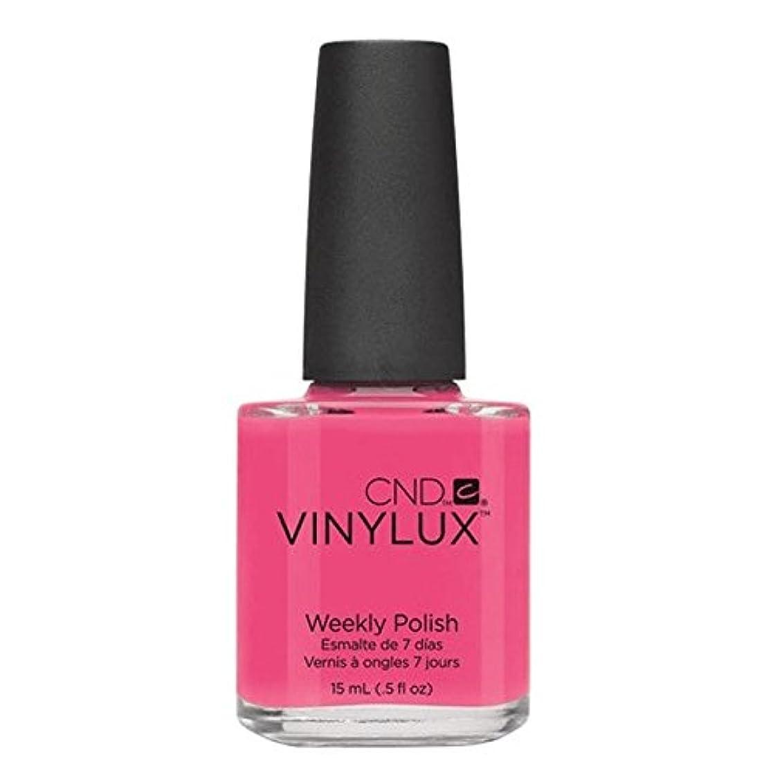 奴隷遅滞会計士CND Vinylux Manicure Lacquer _ Pink Bikini  #134 _15ml (0.5oz)