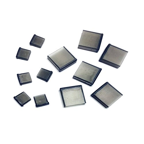 microUSB(オス)、USB A(オス)コネクタ用 保護カバーキャップ 6個+6個入 黒(半透明) MF-MUSBC2-12B