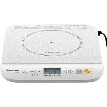 パナソニック IH調理器 ホワイト KZ-PH31-W
