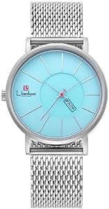 [リベンハム]Libenham 腕時計 ラージサイズ メッシュ LH90034-08 Sky-Blue(青空) メンズ 【正規輸入品】