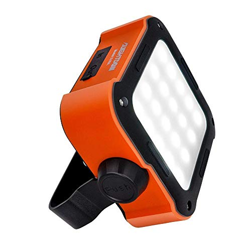 Aughtdom LED投光器 LED作業灯 充電式 ハイキング 釣り 車修...