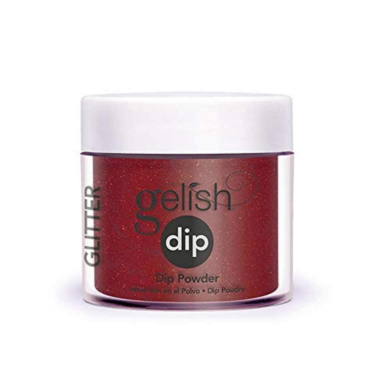 ソーシャルレインコートアーティストHarmony Gelish - Acrylic Dip Powder - Good Gossip - 23g / 0.8oz