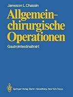 Allgemeinchirurgische Operationen: Gastrointestinaltrakt