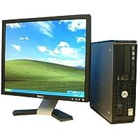 Dell メモリー4GB グラボ搭載 中古PC DELL 755SF PenD-C E2160 WinXP Pro 17型液晶(dtg-082)