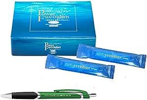 パワーフコイダン+パワーフコイダンコムオリジナルボールペンセット (レトルトタイプ 30ml×30包入り)