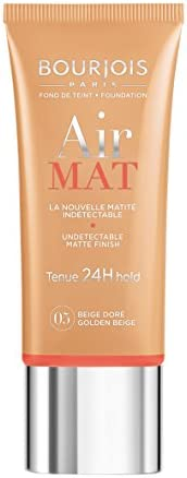 Bourjois Air Mat 24H Foundation, Golden Beige, 30ml