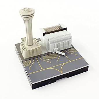 日本卓上開発 ジオクレイパー 拡張ユニット #009 エアポートシリーズ 管制塔