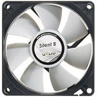 GELID 静音ファン Silent 80mm ハイドロダイナミックベアリング採用静音FAN Silent8GELID Silent8