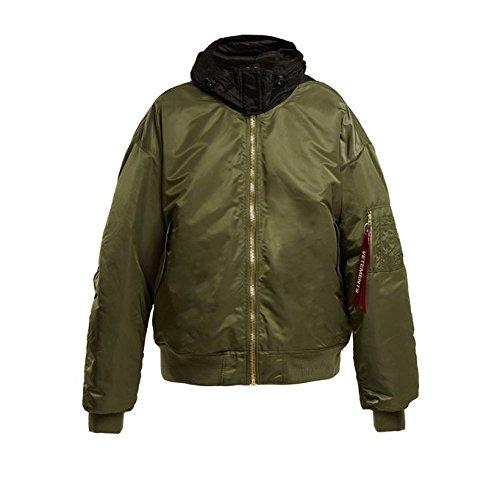 (ヴェトモン) Vetements レディース アウター ブルゾン Oversized bomber jacket [並行輸入品]